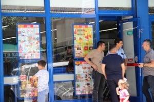 Diyarbakır da Silahlı Soygun