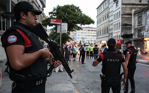 İstanbul'da 5 bin polisle ile dev asayiş uygulaması yapıldı..