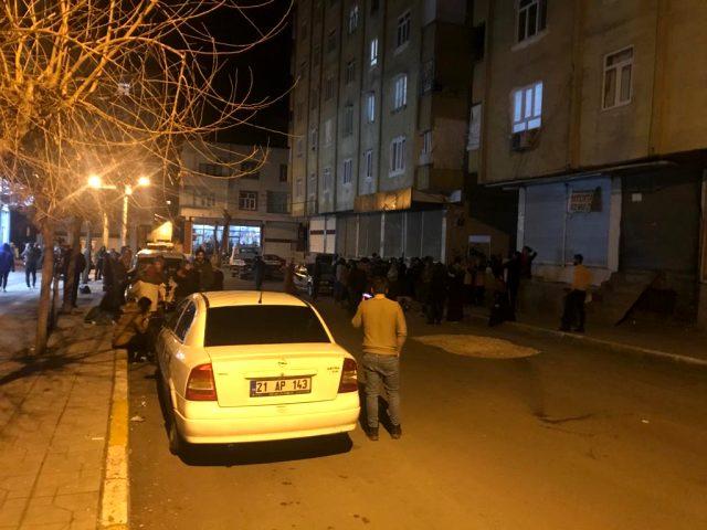 Elazığ'daki deprem Diyarbakır'da da hissedildi