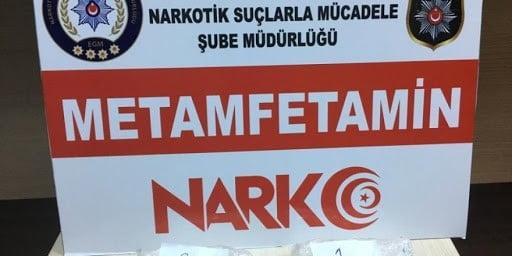 Bitlis'te uyuşturucu madde yakalandı