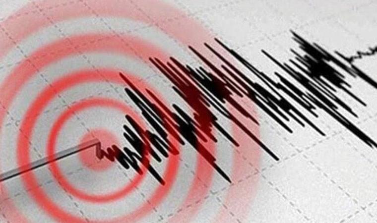 Elâzığ'da 4,5 büyüklüğünde deprem meydana geldi
