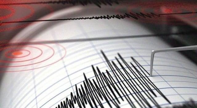 Manisa'da 4,8 ve 4,3 büyüklüğünde deprem meydana geldi