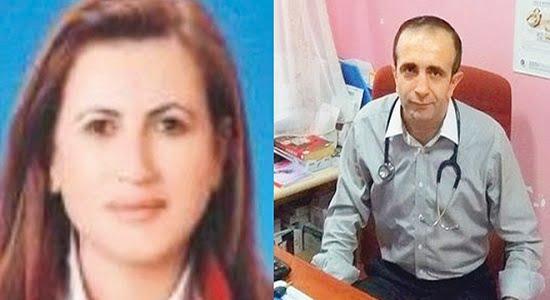 """Diyarbakır'da Avukat eşini öldüren doktorun """"akıl sağlığı yerinde"""" raporu verildi.."""